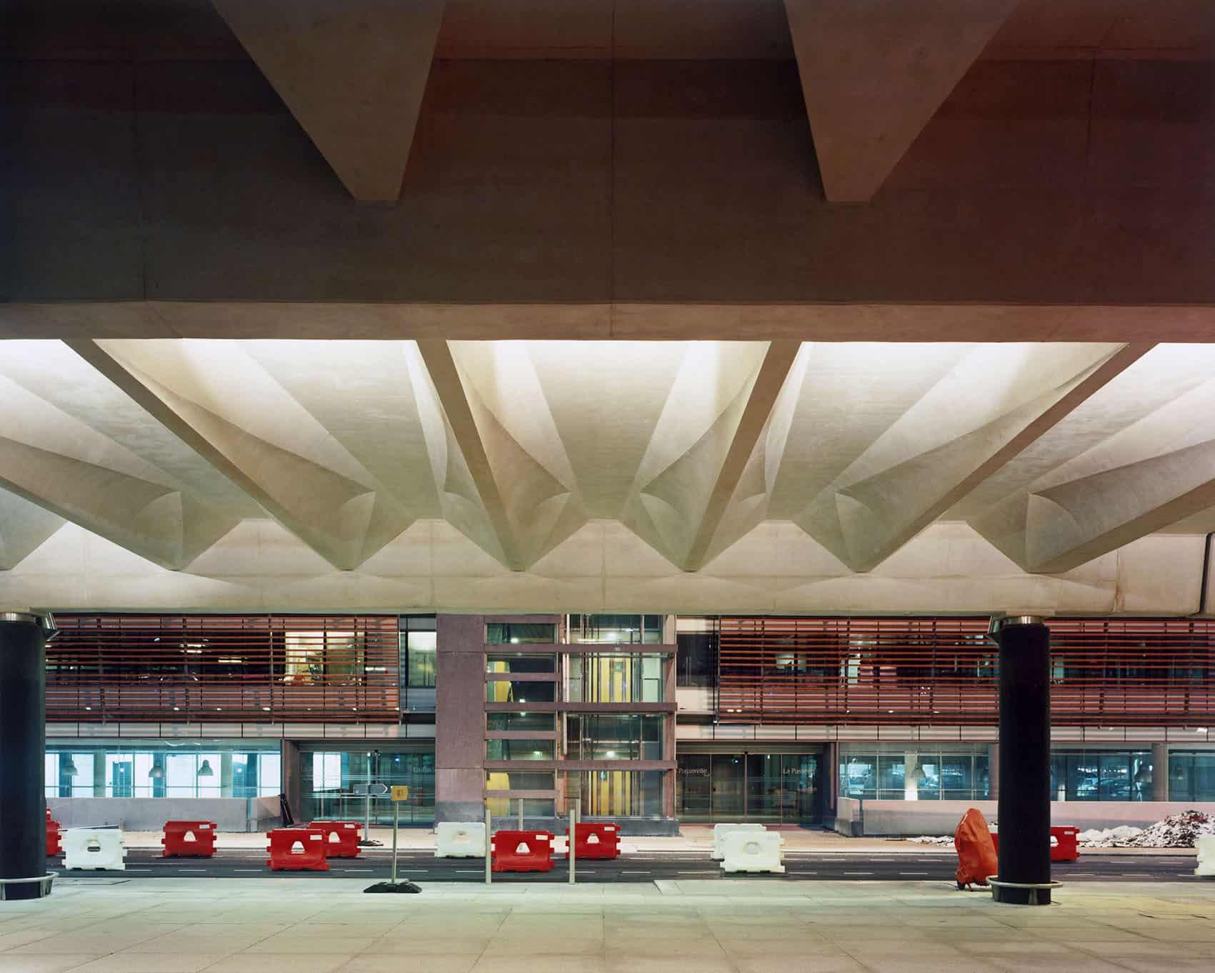 B+M Architecture - Un ouvrage conçu par la lumière