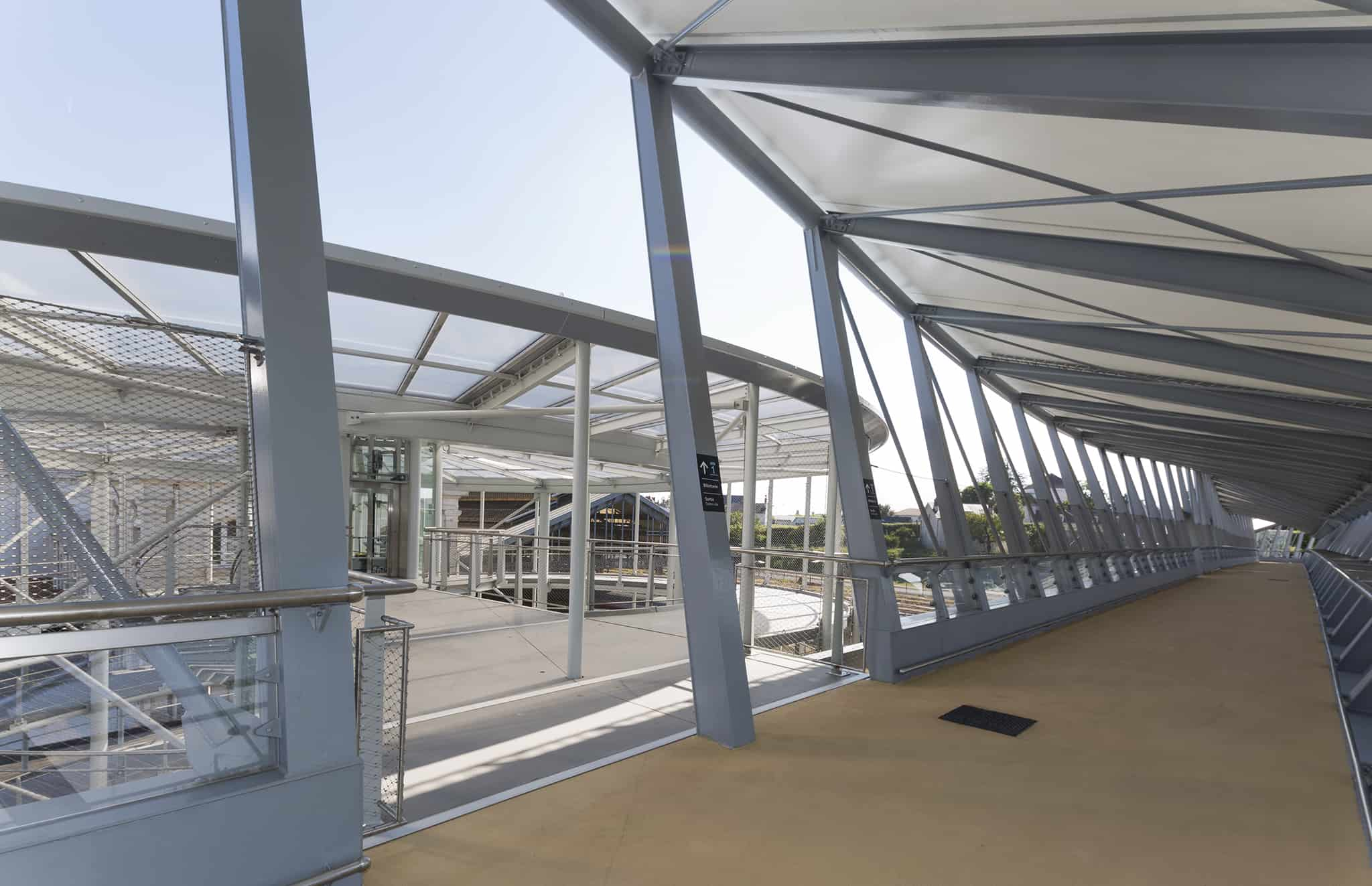 B+M Architecture - Départ de la rotonde