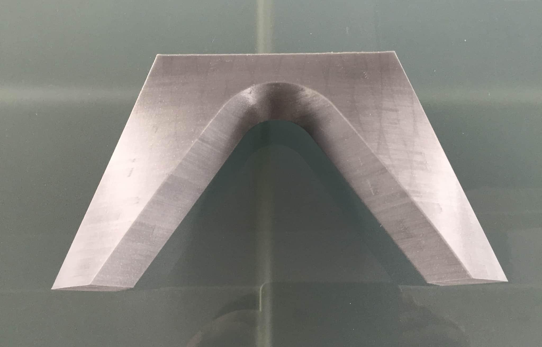 B+M Architecture - Prototype d'étude en résine