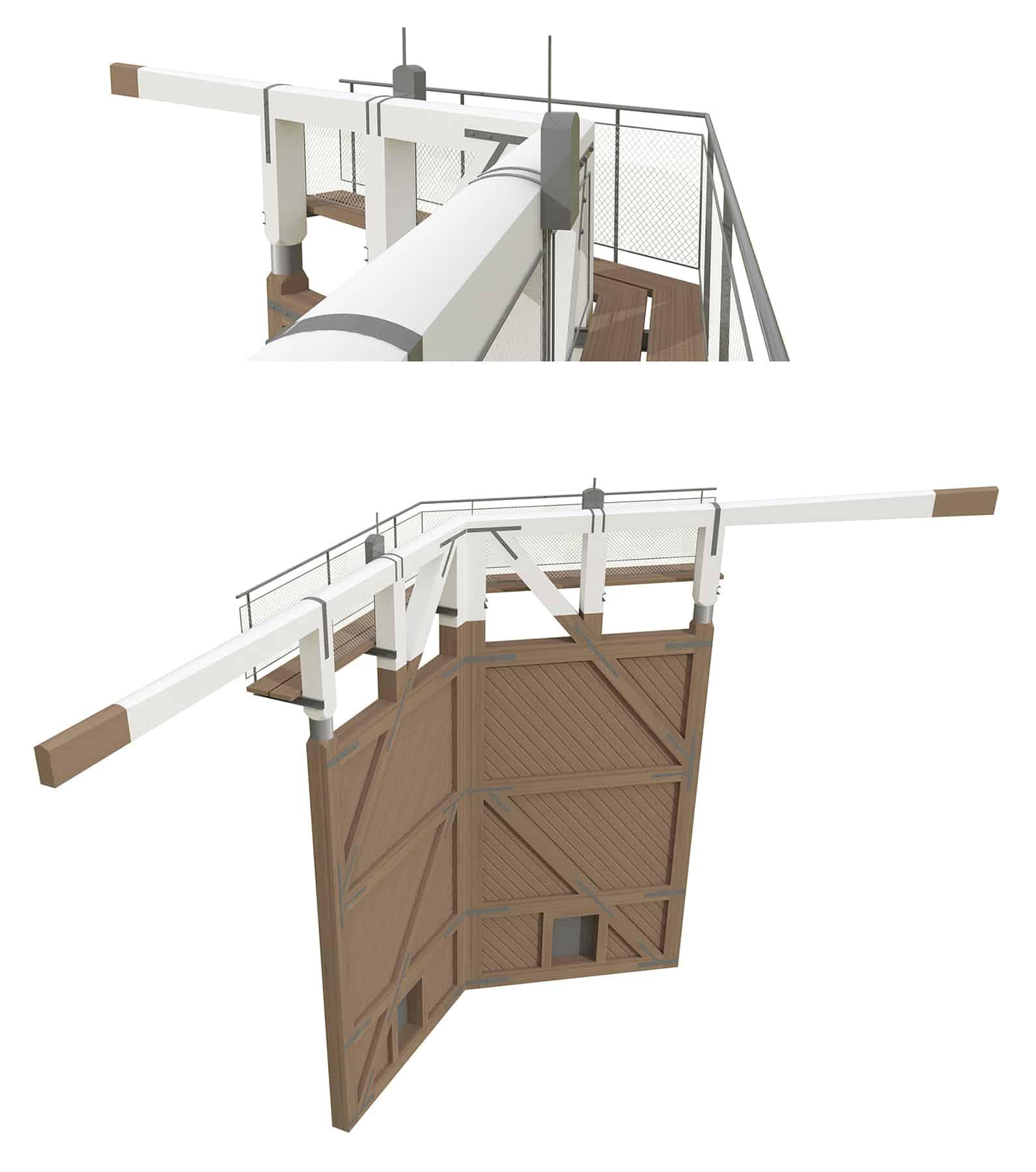 B+M Architecture - Coudroy-une manufacture artisanale