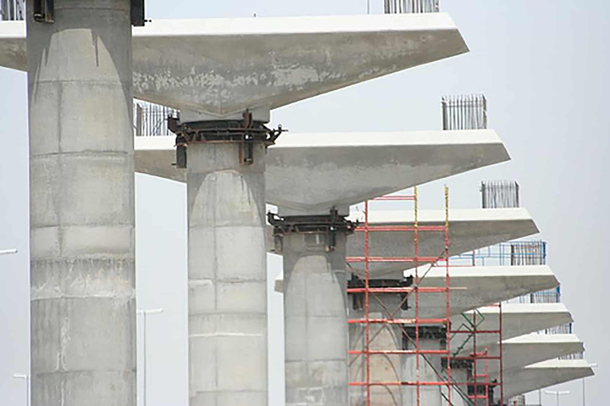 B+M Architecture - Dubai-un chantier colossal