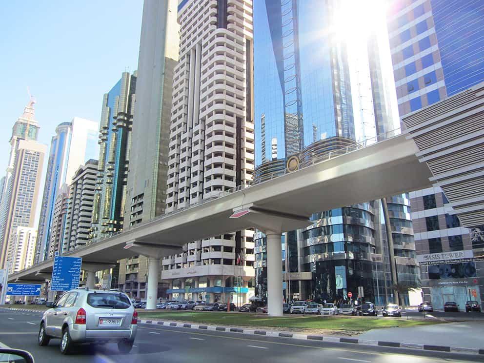 B+M Architecture - Dubai-un projet pour une ville hors normes