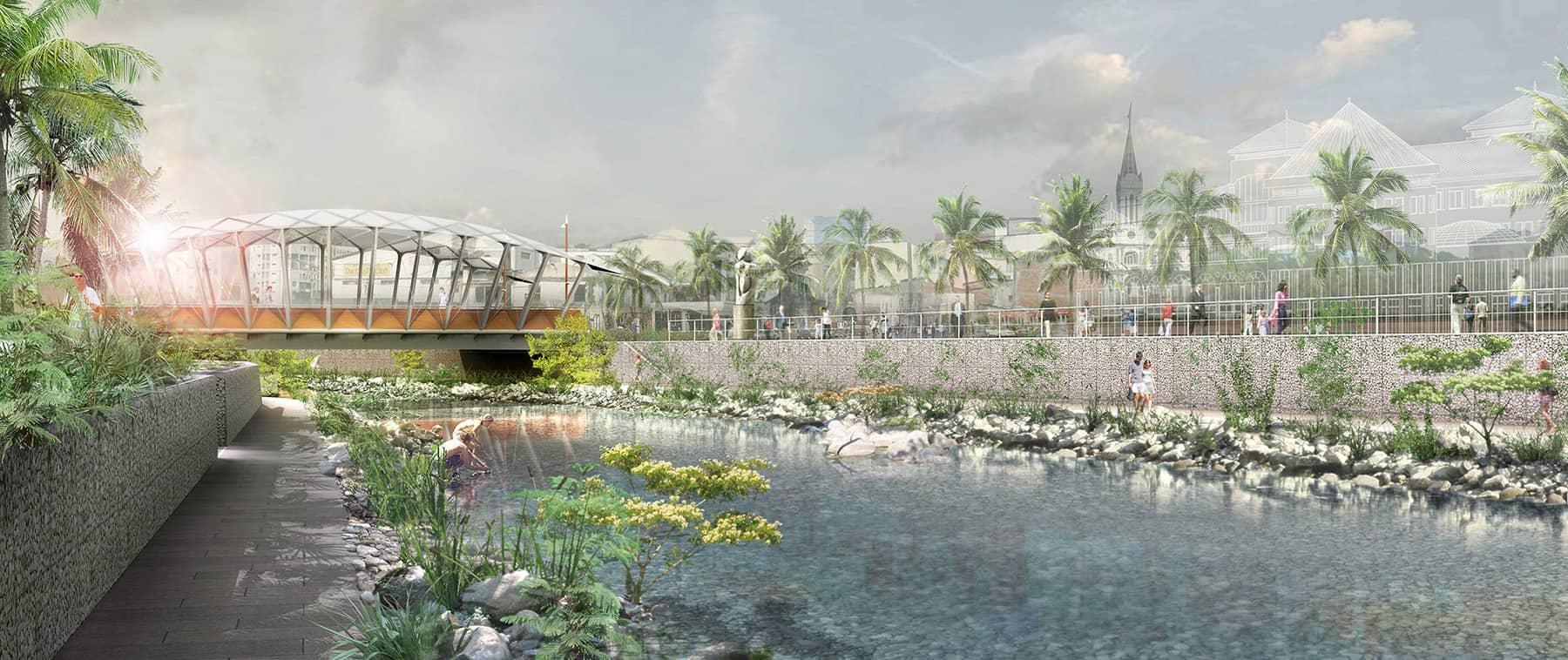 B+M Architecture - L'écologie des lieux avant le design de l'ouvrage