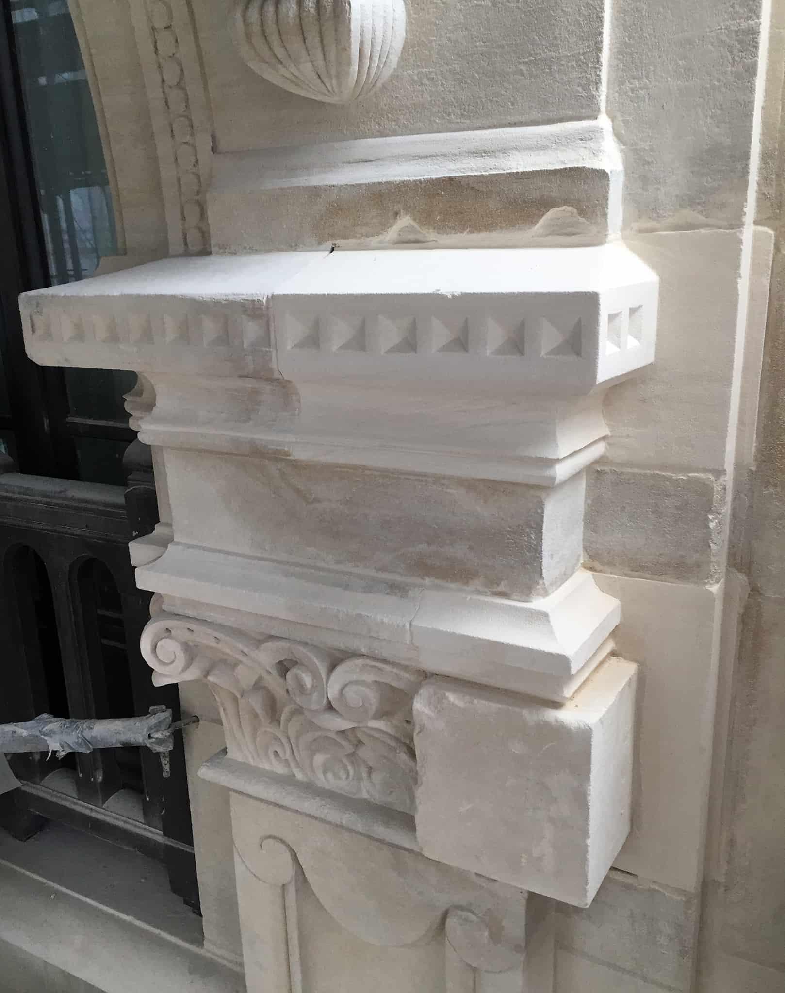 B+M Architecture - Remplacement de pierres