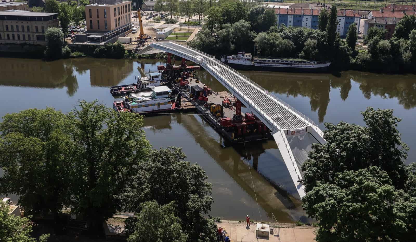 B+M Architecture - Transport fluvial juin 2021