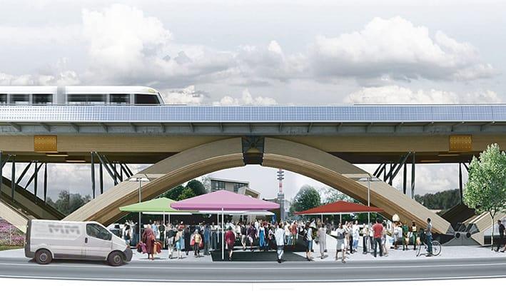 B+M Architecture - Des aménités municipales