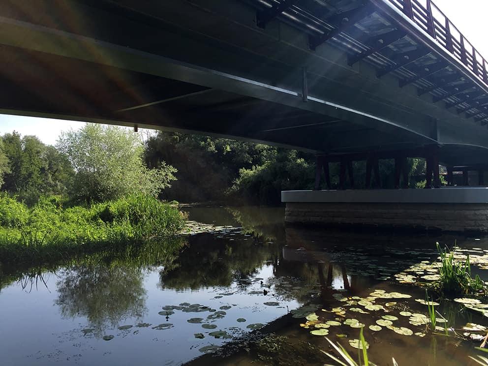 B+M Architecture - Cohabitation avec le plan d'eau